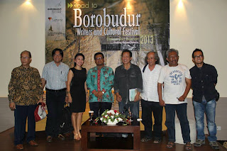 Road to Borobudur Writers Cultural Festival