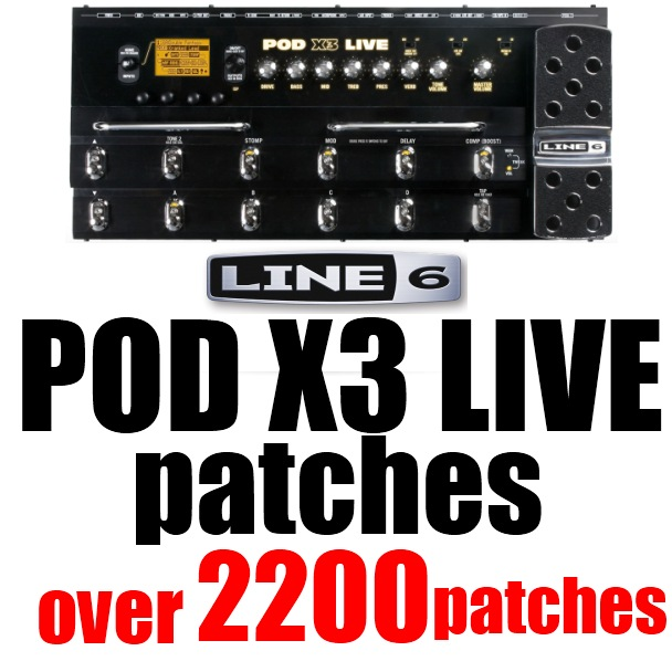 Line 6 hd500 patches for download