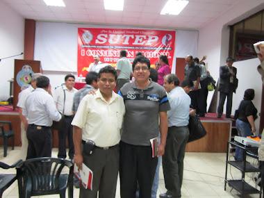 I CONVENCION NACIONAL DEL SUTEP