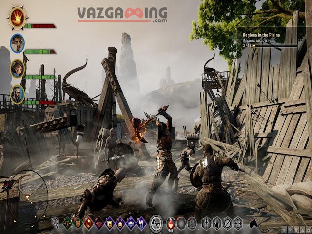 Dragon Age Inquisition Gameplay 4 vazgaming