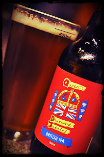 image of Red Hill Brewery Queen's Diamond Jubilee British IPA
