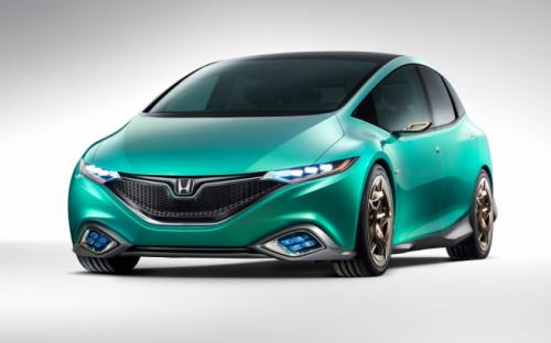 Honda Concept S