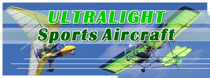 Ultralight Sports Aircraft