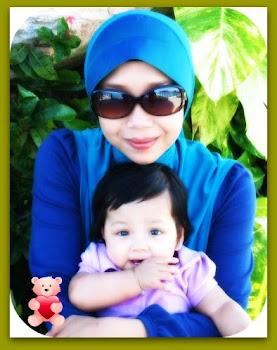 Mummy & Lovely Dotter