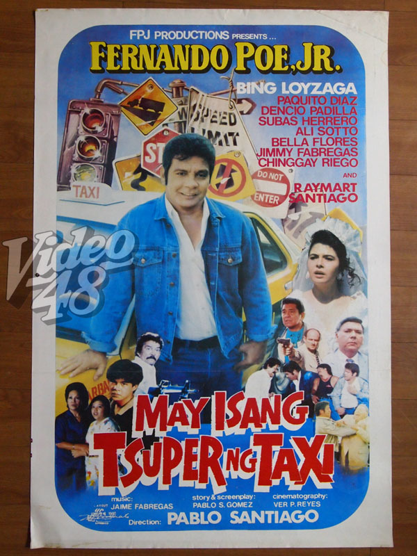 May isang tsuper ng taxi (1990) FULL MOViE