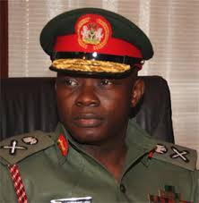 Gen. Gabriel Olanisakin, Nigeria's Chief of Defence Staff