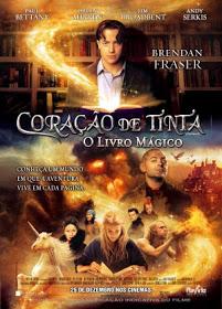Cora��o de Tinta O Livro M�gico Dublado