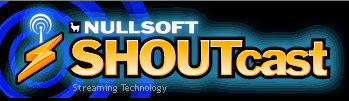 Listen to us in Shoutcast.com