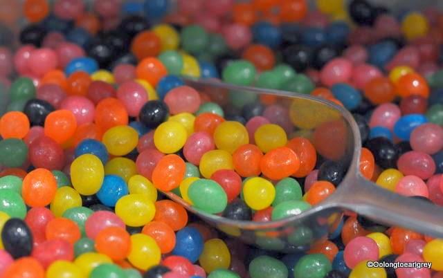 Jellybeans.