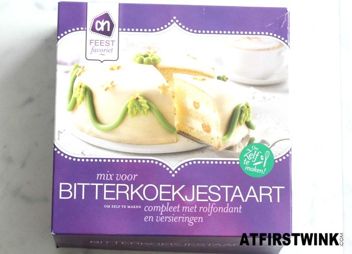 Albert Heijn Feest favoriet mix voor bitterkoekjestaart