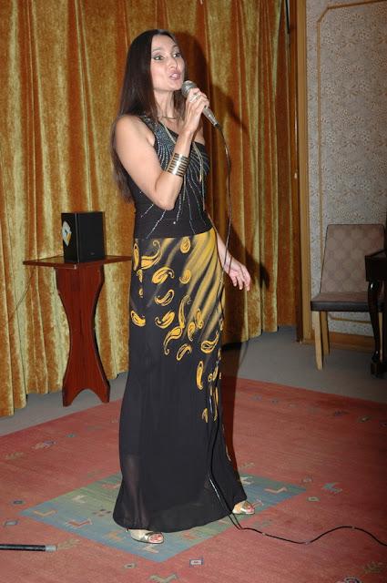 певица Инеш