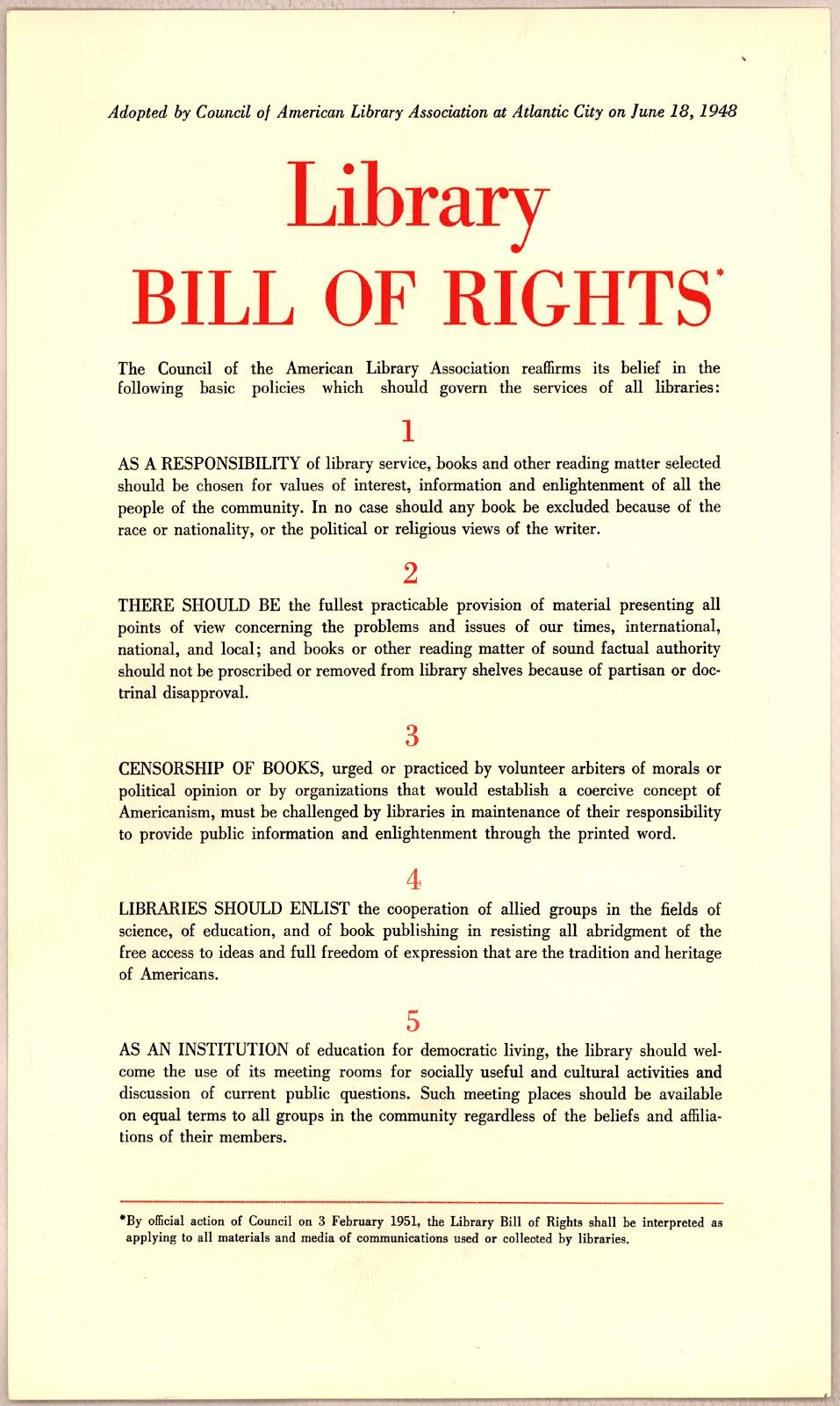 Tenth amendment bill of rights