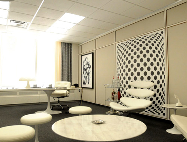 Mad Men Furniture Endearing Of Mad Men Rogers Office Photo
