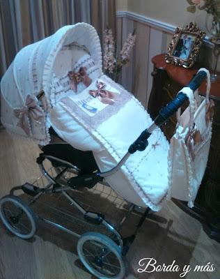 saco personalizada silla Bebecar Grand Style Plus 2009