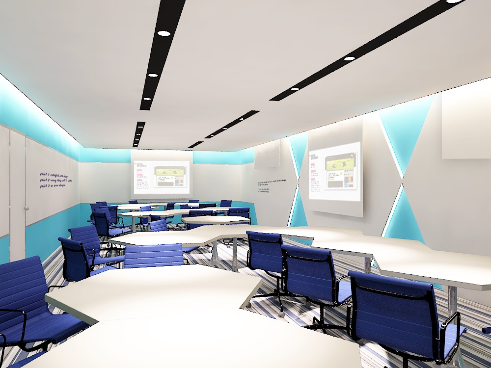 Classroom Design Concept ~ Future classroom design portfolio the journey