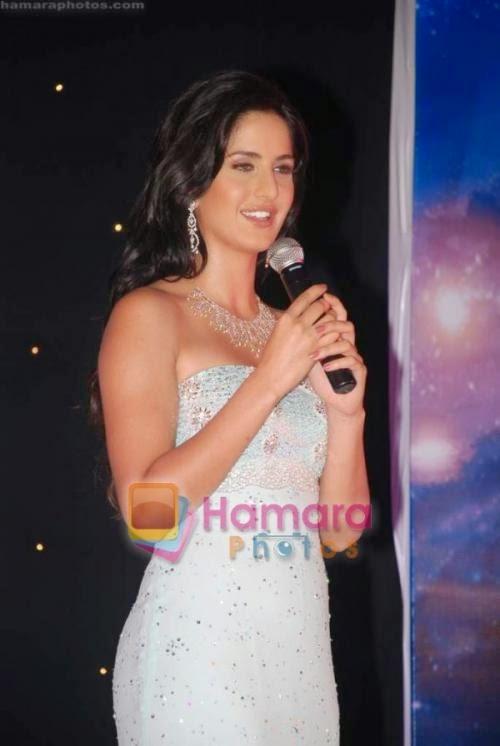 Katrina Kaif promotes Nakshatra diamonds in Taj Land's End on 22nd December 2008