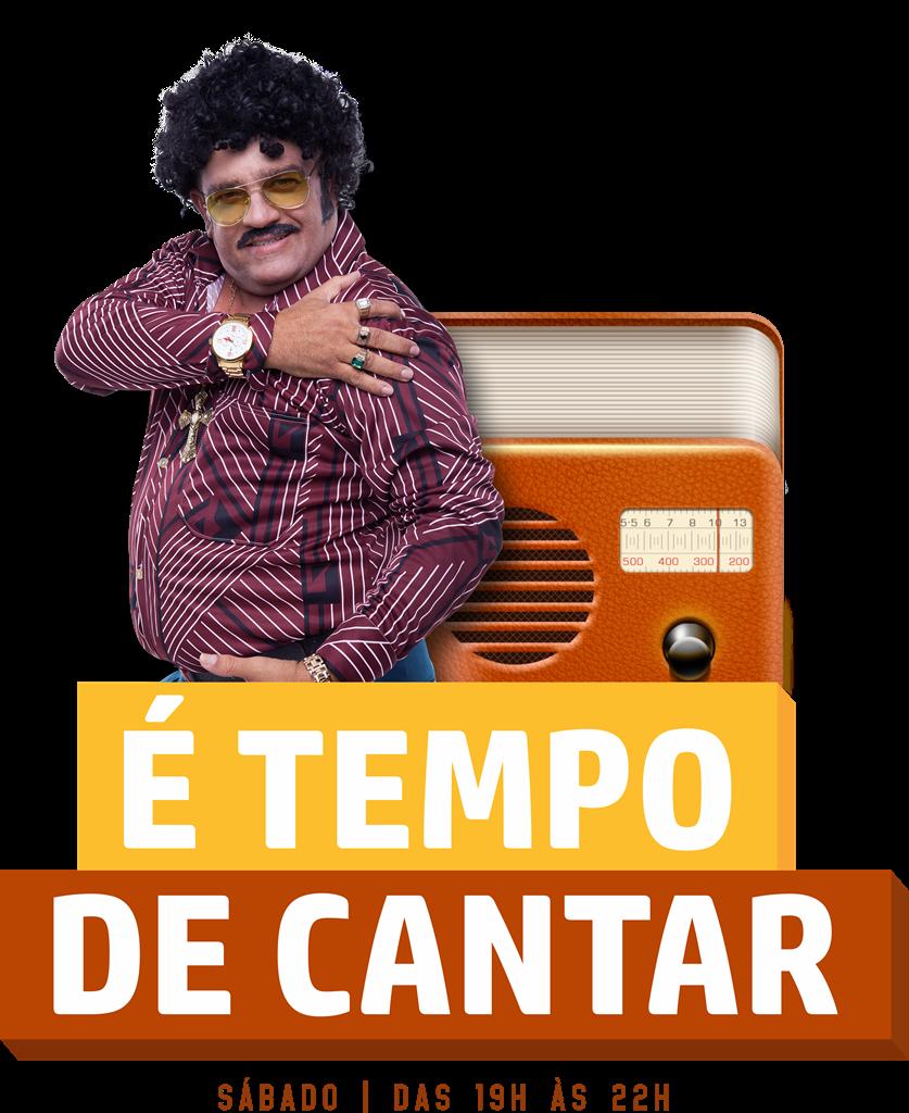 TODOS OS SÁBADOS NA POLO FM