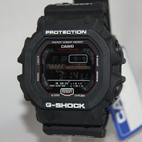 Casio G Shock GX56 Hitam