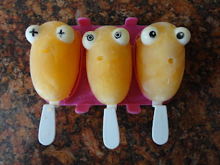 Frosty Friends Lolly Mould from Just Mustard