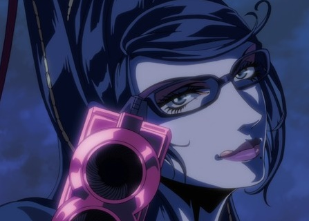 Anime Review Bayonetta Bloody Fate DVD