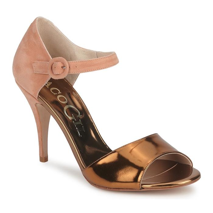 sandalias cobre paco gil