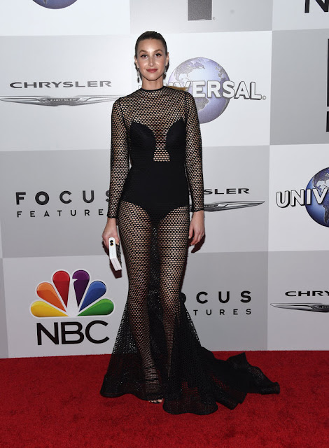 Television Personality, Fashion Designer, @ Whitney Port - Universal, NBC, Focus Features, E! Entertainment Golden Globe Awards Post-Party in Beverly Hills