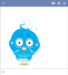 Dizzy Bird Icon