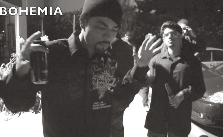Behind the scene unseen interview of Bohemia and making of the music video for Ek Tera Pyar.