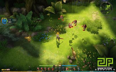 новая азиатская игра Demon Hunter Legion