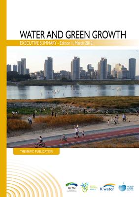Publicação: Water and Green Growth