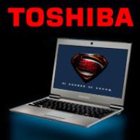 El Hombre de Acero y Toshiba te invitan al cine