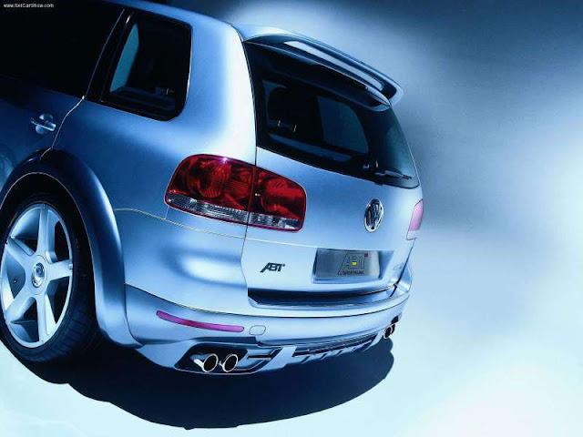 ABT VW Touareg (2003)