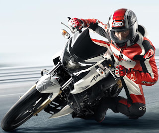 Apache rtr 180 abs beast red