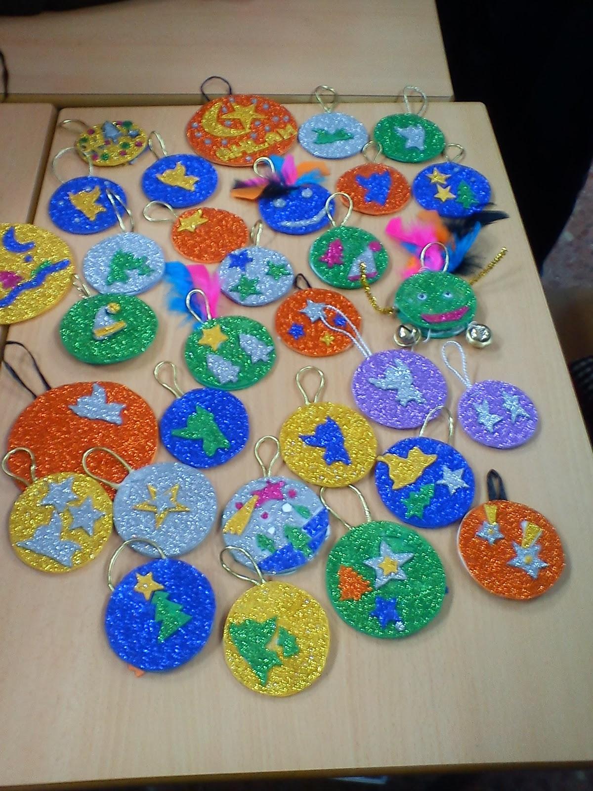 Eventos del colegio nuestra se ora de la piedad de n jera for Ambientacion para navidad