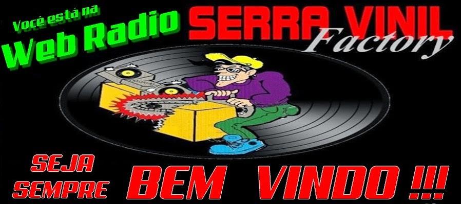 WEB RÁDIO SERRA VINIL