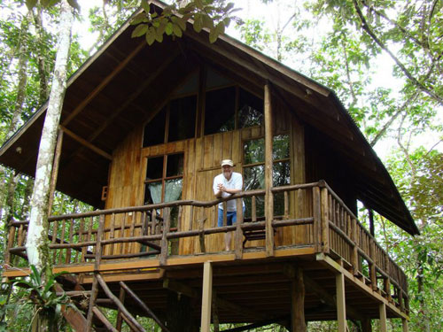 I love tree house tree houses hotel costa rica for Costa rica tree house rental