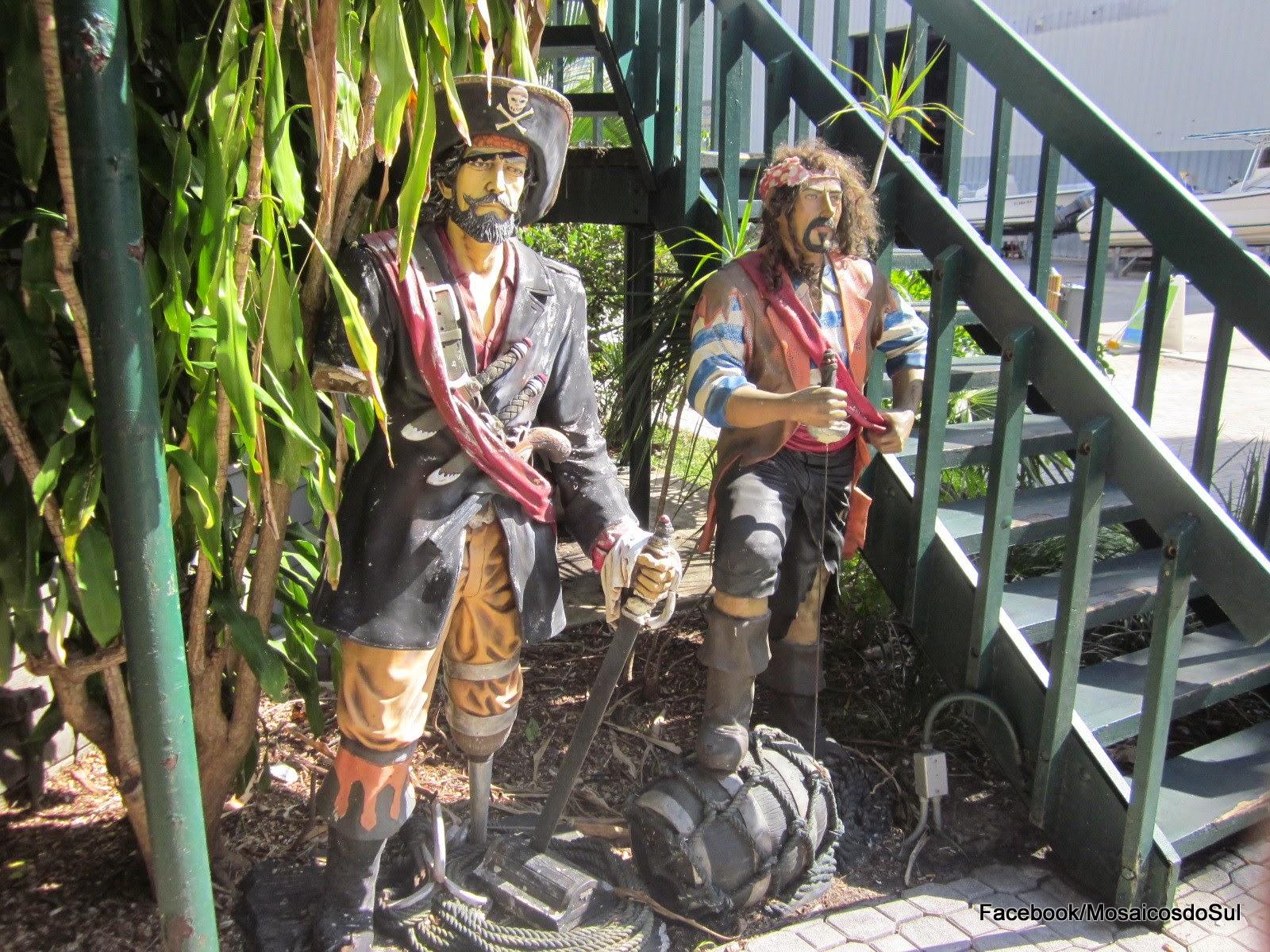 Restaurante temático em Fort Lauderdale