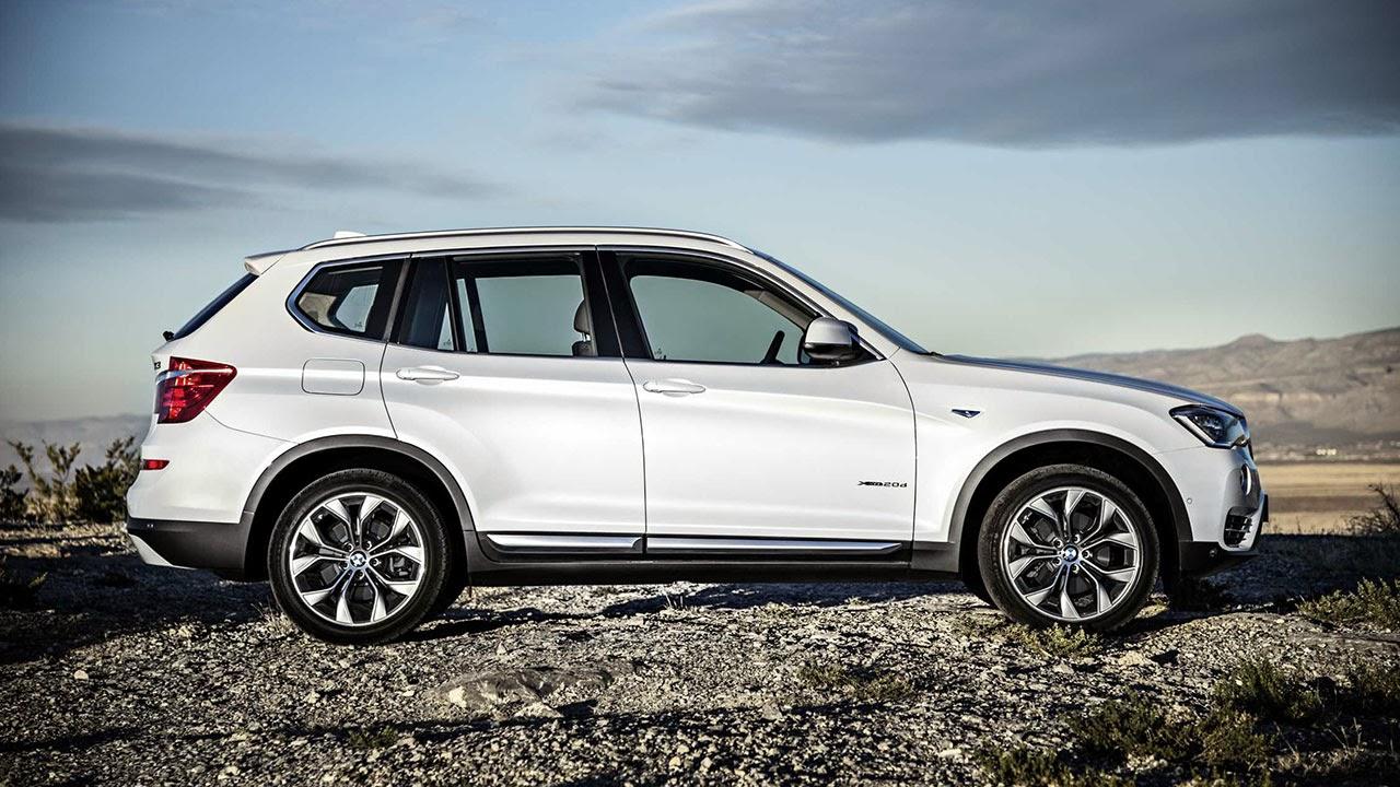 BMW X3 side