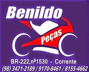 BENILDO MOTO PEÇAS