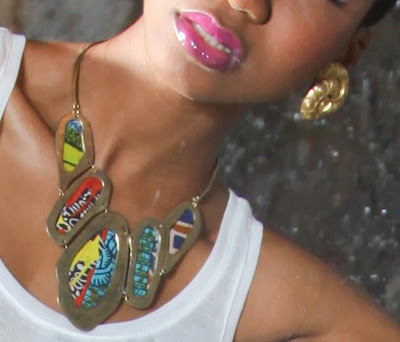 FAWL Accessories necklace