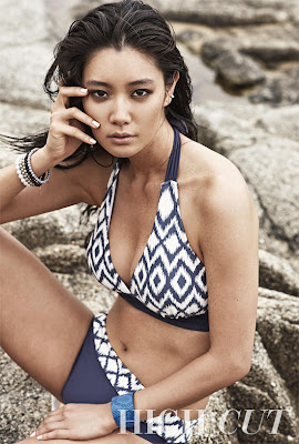 Clara Lee - High Cut Magazine Vol.105