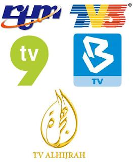 Tonton TV Malaysia Online Di Sini