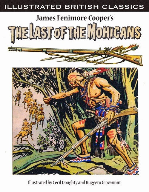 Looking for just a spark. The Last of the Mohicans critical analysis?