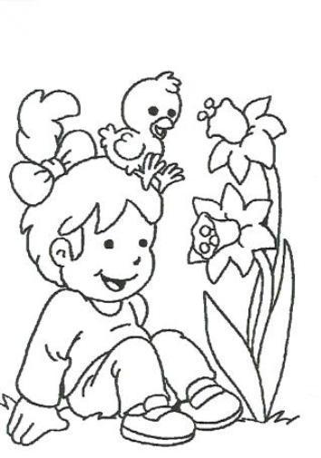 La Primavera - Manualidades, Actividades Infantiles y