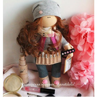 Каталог рукодельных блогов Куклы, Предметы интерьера, Тыквоголовки