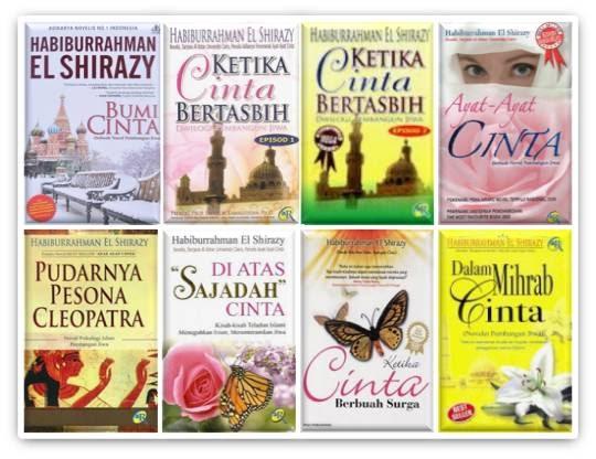 Kumpulan Novel Indonesia