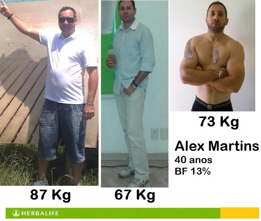 Alex Martins Herbalife