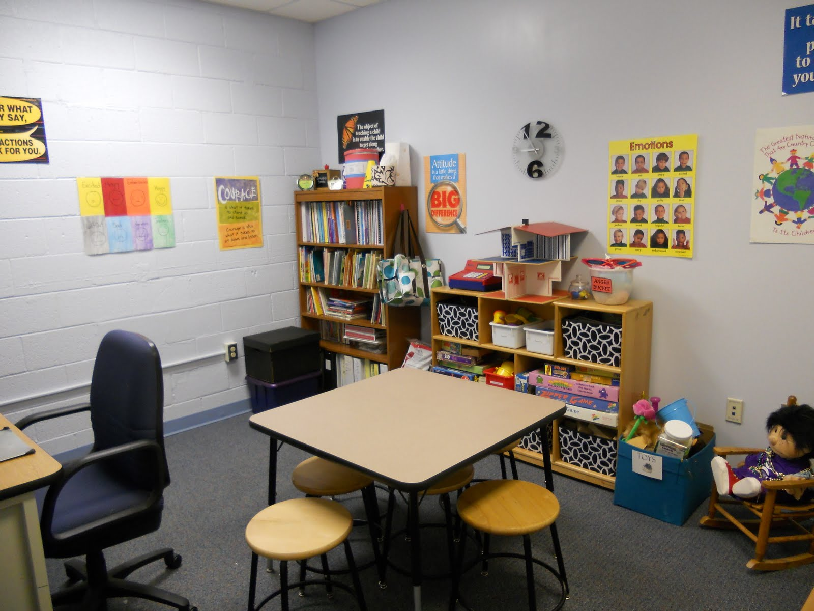 Counselor Office