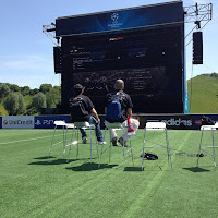 Konami UK - PES 2012 Champions League Festival [2]