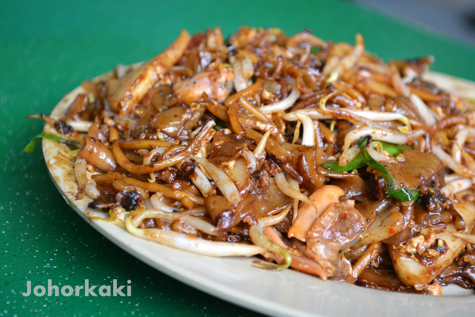 No. 18 Zion Road Char Kway Teow in Singapore |joHoR kAki BLoGs BEsT jB ...